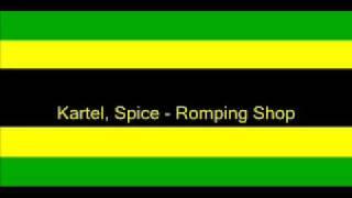 Vybz Kartel, Spice - Romping Shop