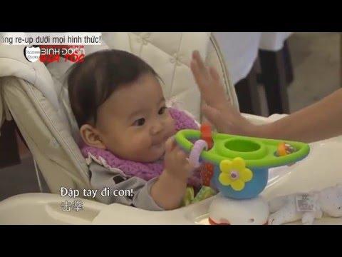 [Vietsub] Super Mom Recap: Giả Tịnh Văn vận động, liên tục hét thảm