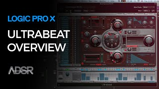 Logic Pro X - Ultrabeat Overview