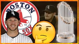 WILL CHRIS SALE HELP THE REDSOX WIN A WORLD SERIES?! MLB The Show 16 | Franchise Mode