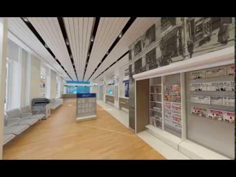 Почтовые отделения нового типа будут открыты уже в 2015 году