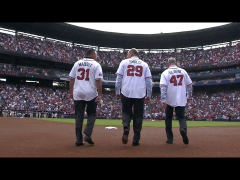DET@ATL: Braves honor Turner Field with ceremony