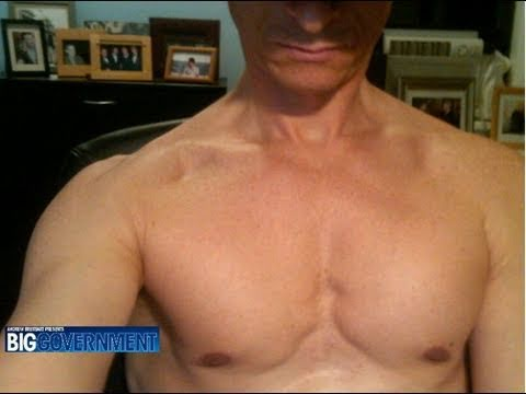 Andrew Brietbart Obsessed With Congressman Weiner's Naked Photos