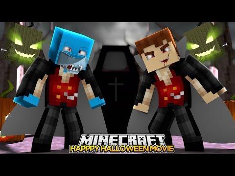 Minecraft MOVIE – HAPPY HALLOWEEN MOVIE