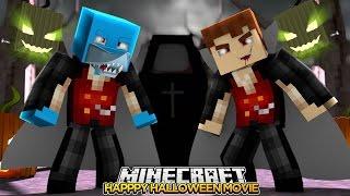 Minecraft MOVIE - HAPPY HALLOWEEN MOVIE