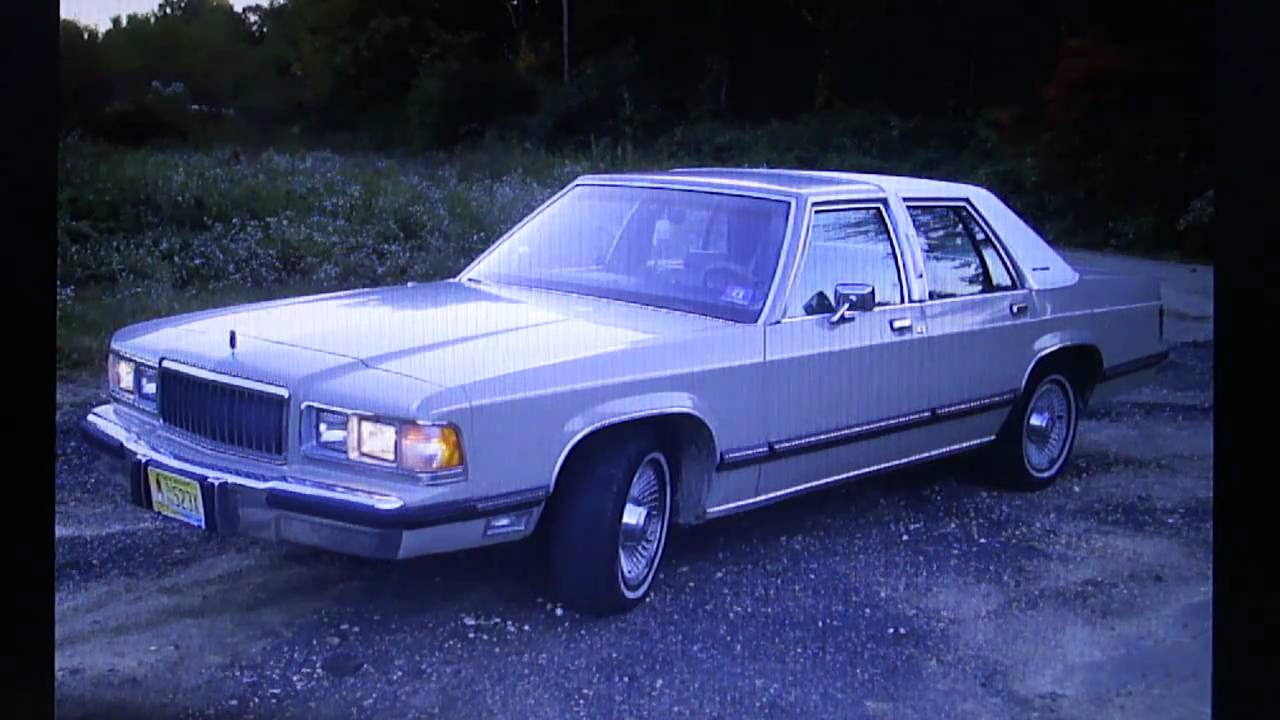 1991 Grand Marquis LS Slideshow October 2010  YouTube