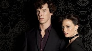 sherlock and irene шерлок и ирен адлер эта женщина...