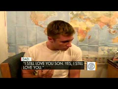 The Early Show - Gay Soldier Comes Out To Father; Video Goes Viral