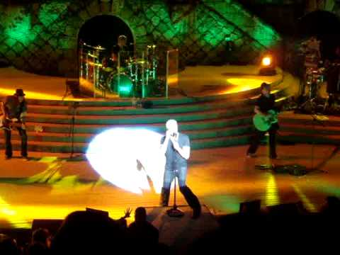 Enrique Iglesias - I'm not in love , 11 April 2009 Altos de Chavon, Dominican Republic