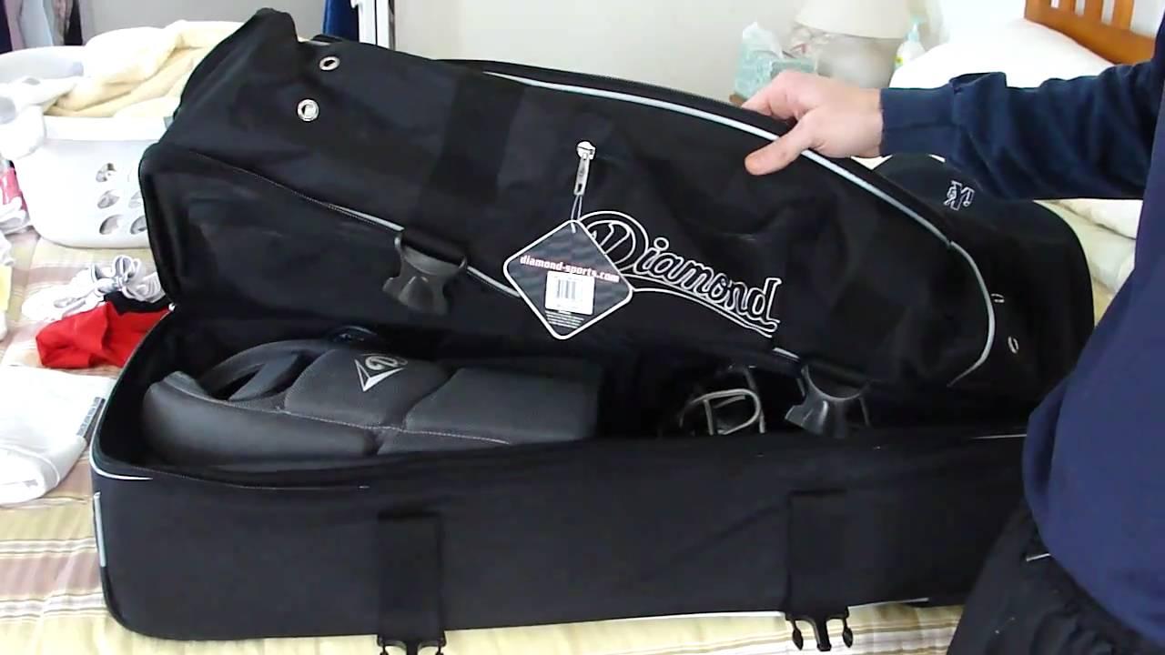 Diamond Umpire Bag