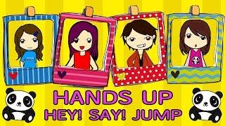 [歌ってみた] Hey! Say! JUMP's HANDS UP - cover by JUMP!D