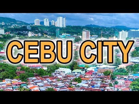 Cebu City Philippines Travel Tour 4K 2020