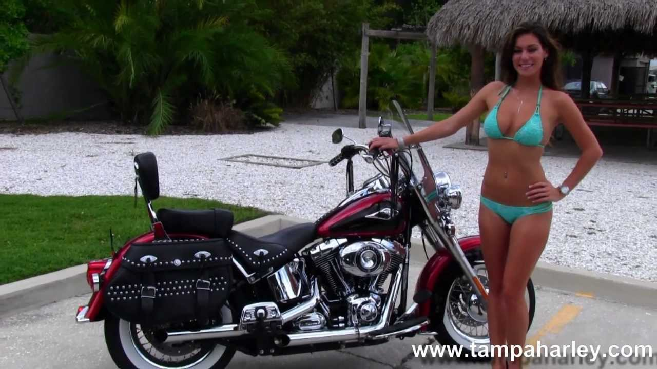 Harley Davidson Heritage Softail Classic For Sale