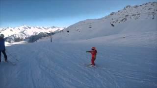 Sam's 1st ski days Thumbnail