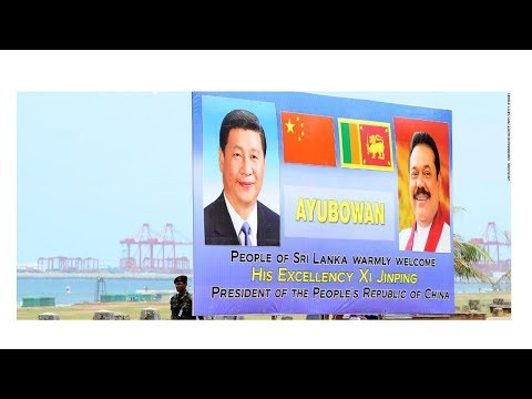 With Sri Lankan port acquisition, China adds another 'pearl' to its 'string'