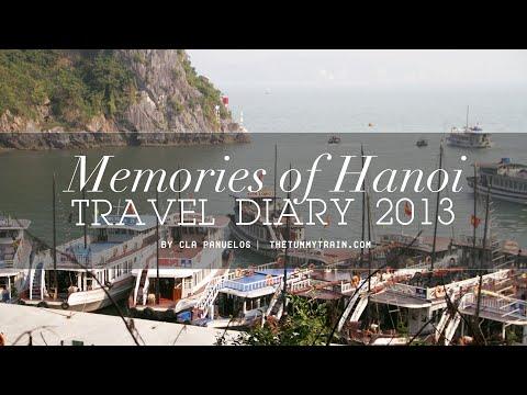[TRAVEL] Hanoi Visual Diary 2013