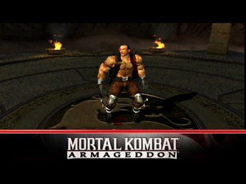 Mortal Kombat: Armageddon - Kano ending