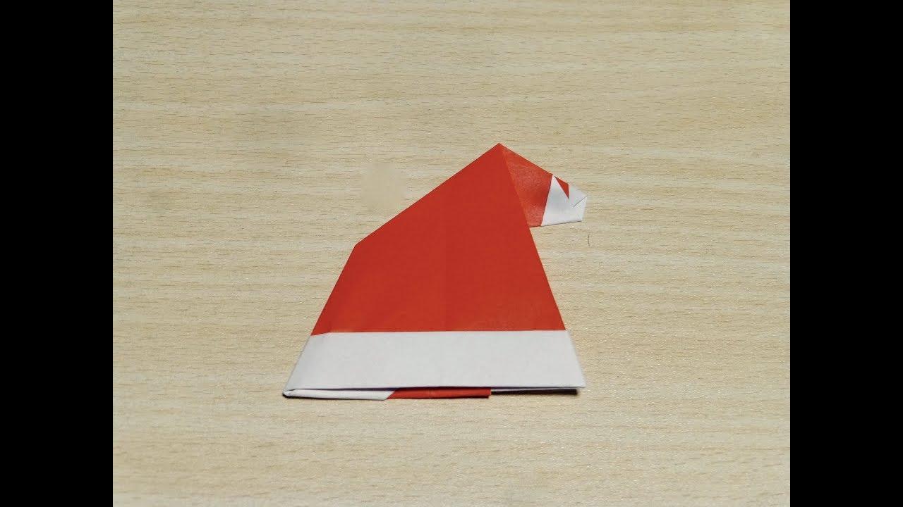 La Di NataleOrigamiL'arte Cappello Babbo Come Piegare Fare gfvY6I7by
