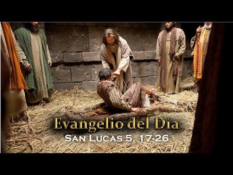 EVANGELIO DEL DÍA – 7 / Diciembre / 2015 - (San Lucas 5, 17-26)