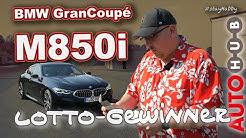 Das Auto für Lotto-Gewinner? BMW M850i Gran Coupé im Test mit Habby.