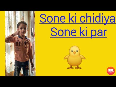poem - सोने की चिड़ियाँ   sone ki chidiya  dedicate youtuber   poem recitation