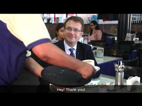 A Day in the life of Consul General Edgard Kagan