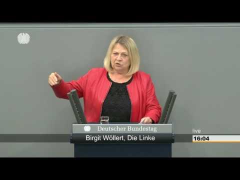 Birgit Wöllert, DIE LINKE: Sorgen und Nöte der PetentInnen müssen im Mittelpunkt stehen