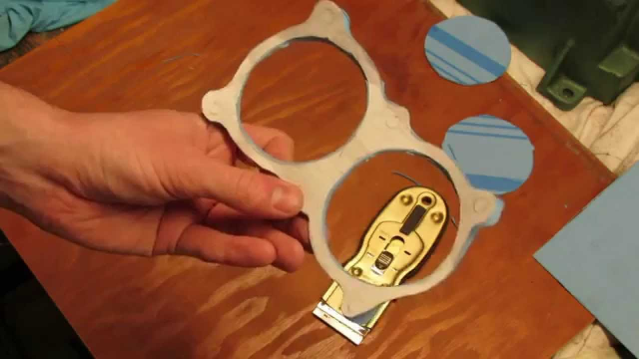 DIY - Cutting Gaskets