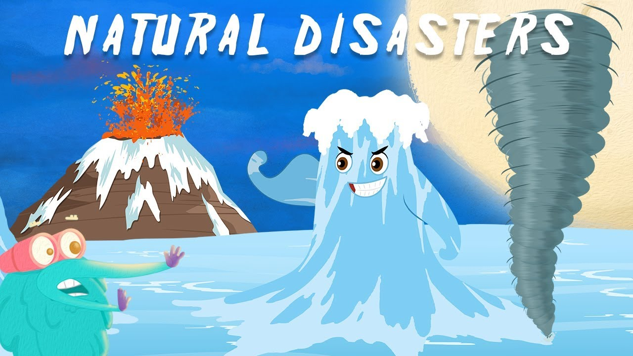 hight resolution of Natural Disasters compilation   The Dr. Binocs Show   Best Learning Videos  For Kids   Peekaboo Kidz - YouTube