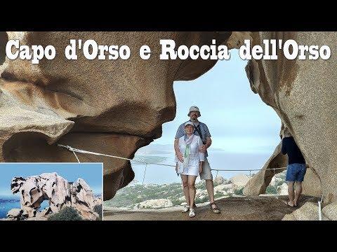9 дней на Сардинии, часть - 10: Capo D'Orso E Roccia Dell'Orso