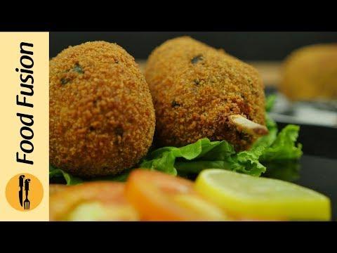 Potato Mutton Chops recipe by Food Fusion