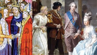 A History of Royal Weddings: Middle Ages – Enlightenment