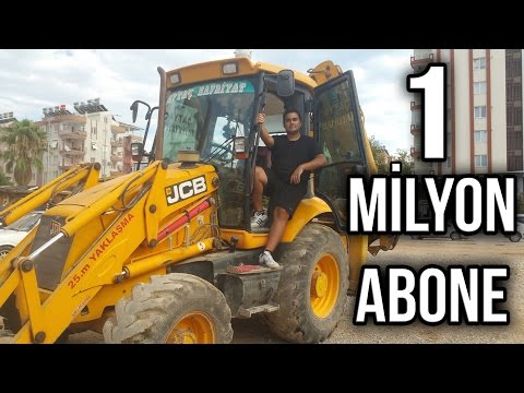 1 MİLYON ABONE ÖZEL!