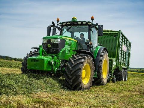 Megafabbriche - I trattori Deere