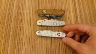 Обзор и чехол на MR278 MARBLES G.I. UTILITY KNIFE не Victorinox