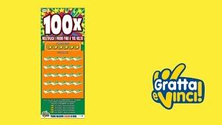 Gratta & vinci: 100x - tagliando 03 [serie 57]