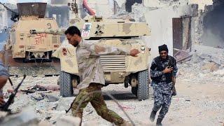 أخبار عربية | غارات أمريكية تستهدف مسلحي داعش في سرت