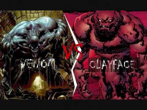 Marvel vs DC: Villains