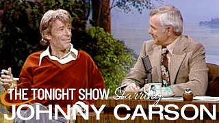Peter O'Toole Talks Drinking Too Much, Friday The 13th, and Movies on Carson Tonight Show - 01/13/78
