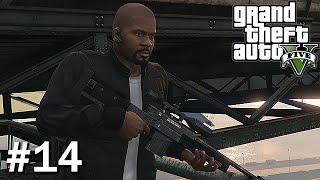 GTA 5 (Grand Theft Auto 5) Gameplay Walkthrough Part 14 | Max Settings on FX-8320, HD 7970, 8 GB Ram