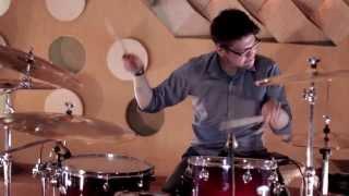 Satria Wilis - G-Dragon - Crooked (Drum Cover)