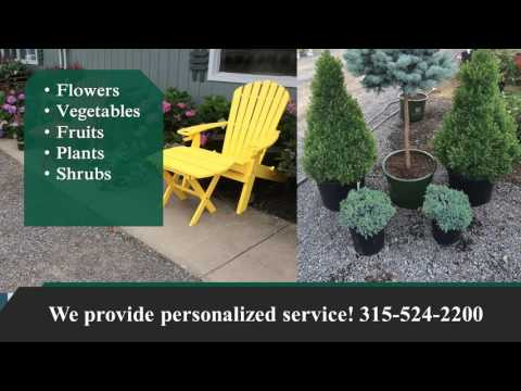 Preston's Garden Center | Ontario NY Garden Centers