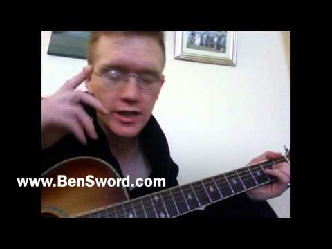 How To Play Equality Street By @rickygervais (chords 4 guitar) - YouTube