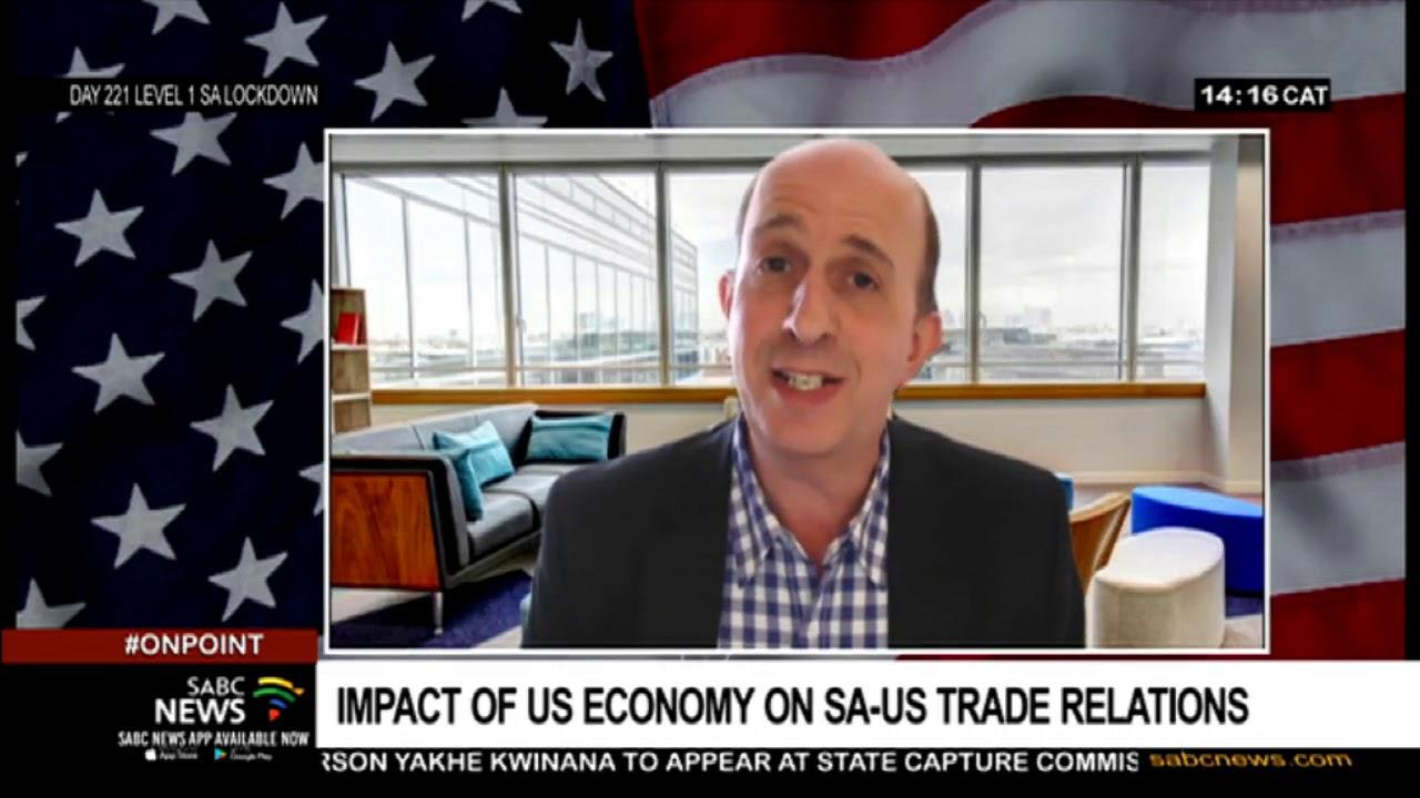 Daniel Silke Interview with SABC-TV