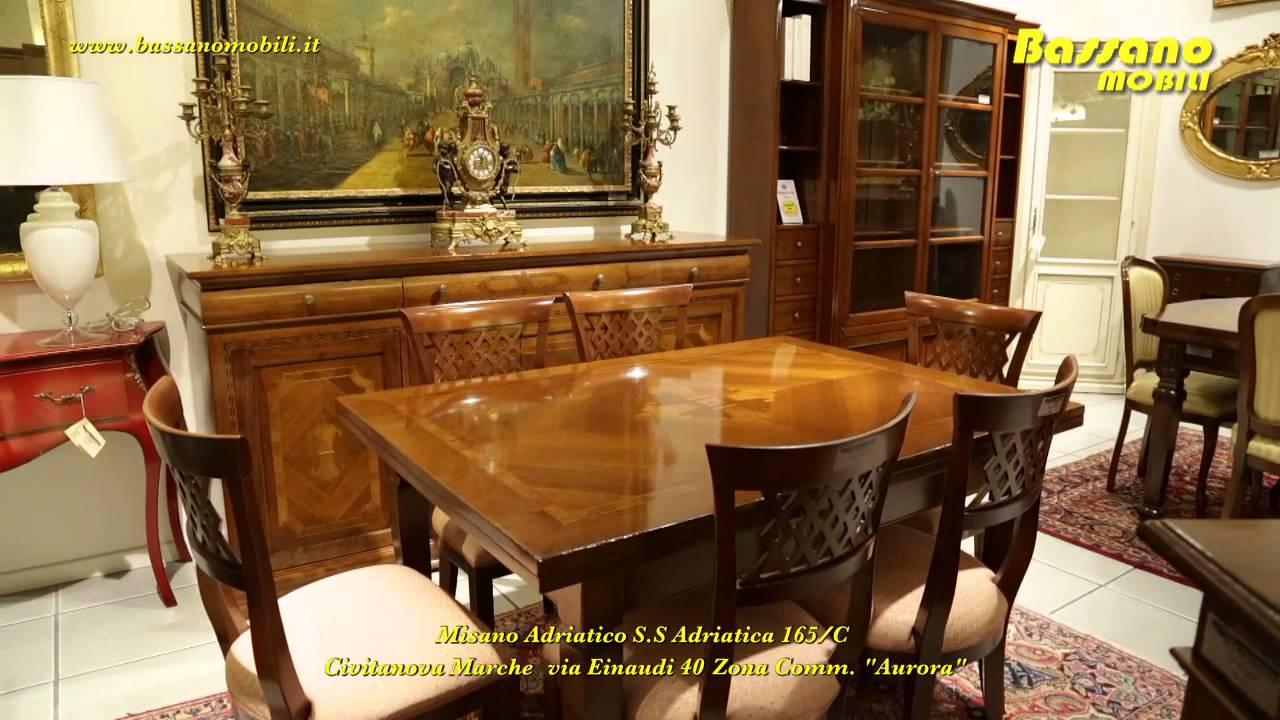 Bassano Mobili - Civitanova Marche (MC) - Misano Adriatico (RN)
