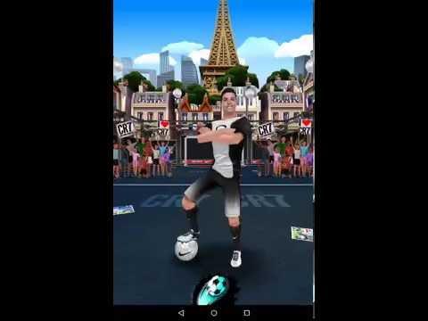Cristiano Ronaldo: Kick'n'Run-Android HD Gameplay