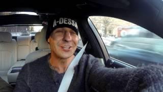 Стас Костюшкин водит 450-сильный BMW 7 Long!