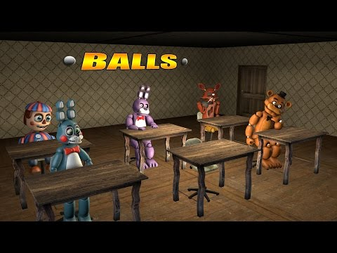 SFM: FNAF | Balls from YouTube · Duration:  1 minutes 20 seconds