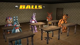 SFM: FNAF | Balls