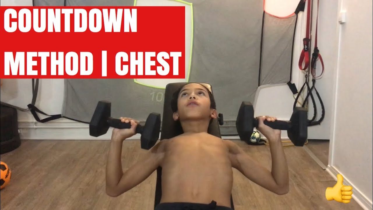 COUNTDOWN METHOD FOR CHEST